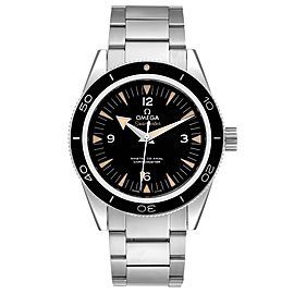 Omega Seamaster 300 Master Co-Axial Steel Mens Watch 233.30.41.21.01.001