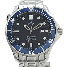 Omega Seamaster Pro 300 Stainless Steel Quartz 41mm Mens Watch