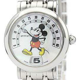 Gerald Genta Retro Fantasy Mickey Mouse MOP Dial Watch G.3622