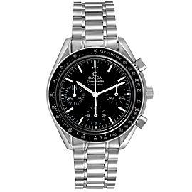 Omega Speedmaster Reduced Chronograph Steel Mens Watch