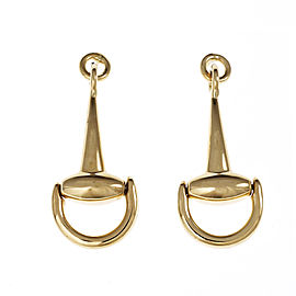 Roberto Coin 14K Yellow Gold Ruby Cheval Earrings
