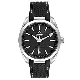 Omega Seamaster Aqua Terra Black Dial Watch 220.12.41.21.03.001 Box Card