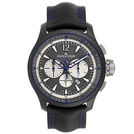Jaeger LeCoultre Master Compressor Ceramic Watch 179.C.C7 Q205C571 Unworn