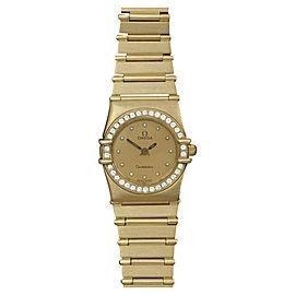 Omega Constellation 23.5mm Womens Watch