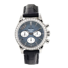 Omega Deville Co-axial Chronograph With Diamonds Watch