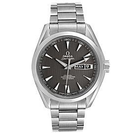Omega Seamaster Aqua Terra Annual Calendar Watch 231.10.43.22.06.001 Box Card