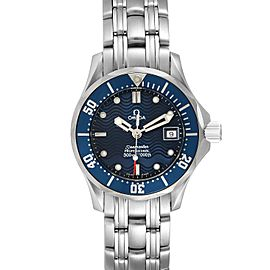 Omega Seamaster Diver 300M 28mm Steel Ladies Watch 2583.80.00