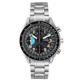 Omega Speedmaster Mark 40 Triple Calendar Steel Mens Watch 3520.53.00