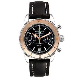 Breitling SuperOcean Heritage 44 Steel Rose Gold Watch
