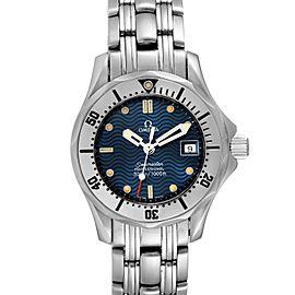 Omega Seamaster Diver 300M Quartz 28mm Steel Ladies Watch 2285.80.00