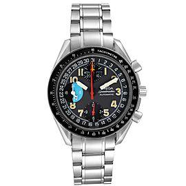 Omega Speedmaster Mark 40 Triple Calendar Mens Watch 3520.53.00