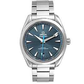 Omega Seamaster Aqua Terra Co-Axial Watch 220.10.41.21.03.002 Box Card