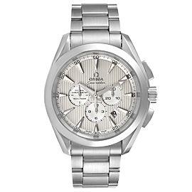 Omega Seamaster Aqua Terra Co-Axial Chrono Watch 231.10.44.50.09.001 Box Card