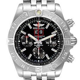 Breitling Chronomat Blackbird Limited Edition Mens Watch A44360 Unworn