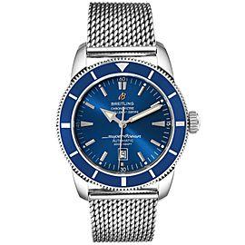 Breitling Superocean Heritage 46 Mesh Bracelet Watch