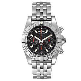 Breitling Chronomat Evolution 41 Limited Edition Steel Mens Watch AB0141