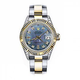 Rolex Datejust 69173 26mm Womens Watch