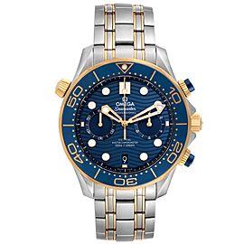 Omega Seamaster Diver Master Chronometer Watch 210.20.44.51.03.001 Unworn