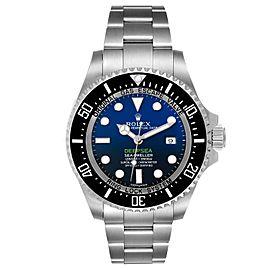 Rolex Seadweller Deepsea Cameron D-Blue Steel Watch