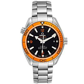 Omega Seamaster Planet Ocean Orange Bezel Watch 232.30.42.21.01.002