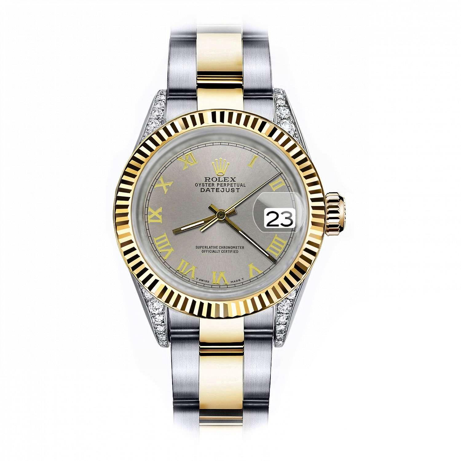 b43cd79c3f9 Rolex Datejust 68274 31mm Womens Watch | Rolex | Buy at TrueFacet