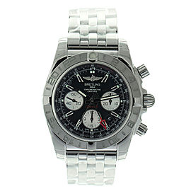 Breitling WAB042011BB56NWTF Chronomat 44mm Watch