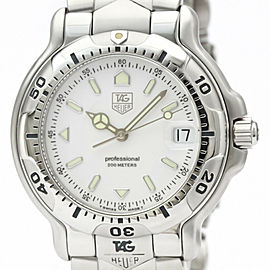 TAG HEUER 6000 Professional Steel Quartz Mens Watch WH1111