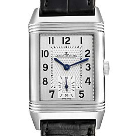 Jaeger LeCoultre Reverso Duo Day Night Watch 213.8.D4 Q3848420