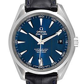 Omega Seamaster Aqua Terra Blue Dial Mens Watch 231.13.42.21.03.001