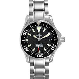Omega Seamaster Diver 300M 28mm Steel Ladies Watch 2284.50.00