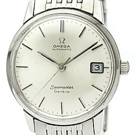 Vintage OMEGA Seamaster Cal.565 Steel Automatic Mens Watch 166.037