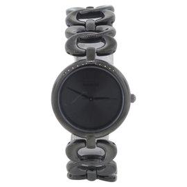 Citizen EM0225-50E Black Stainless Steel & Black Dial 34mm Womens Watch