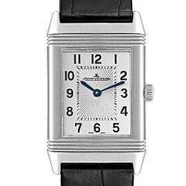 Jaeger LeCoultre Reverso Classic Silver Dial Mens Watch Q2548520