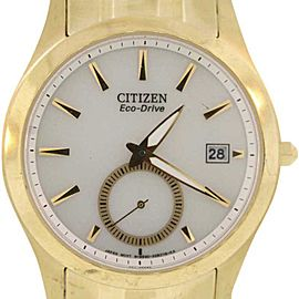Citizen BV1012-51P Gold Tone Stainless Steel 37mm Mens Watch