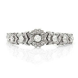 Estate Others Diamond Mens Bracelet