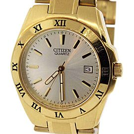 Citizen 2510-S599361 Gold Tone Stainless Steel & Champagne Dial 36.5mm Mens Watch