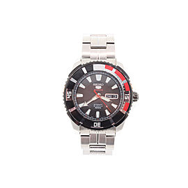 Seiko SRP207 Stainless Steel Automatic 40mm Mens Watch