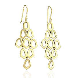 Ippolita Classico Cascade 18K Yellow Gold Dangle Earrings