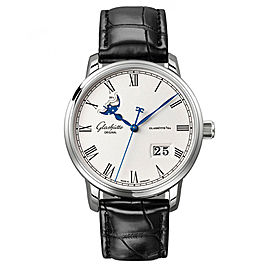 Glashutte Senator Padodate 100-04-32-12-04 40mm Mens Watch
