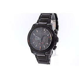 Citizen CA4184-81E Black Polymatte Finished Stainless Steel 48mm Mens Watch