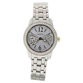 Citizen FD1034-55D Stainless Steel & Mother of Pearl Dial 32mm Womens Watch