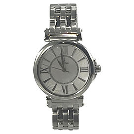 Bulova 96L156 Stainless Steel Mother of Pearl Dial 34mm Womens Watch