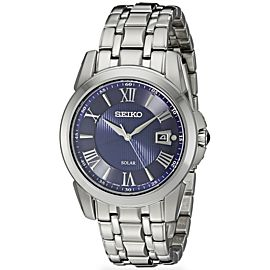 Seiko Le Grand Sport SNE395 Stainless Steel Quartz 42mm Mens Watch