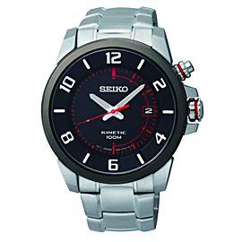 Seiko SKA553 Stainless Steel Quartz 41mm Mens Watch
