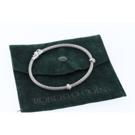 Roberto Coin Diamond Bracelet