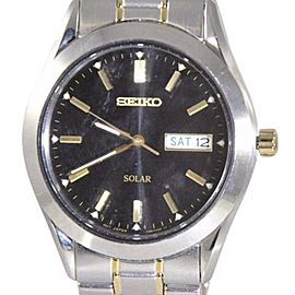 Seiko SNE047 38mm Mens Watch