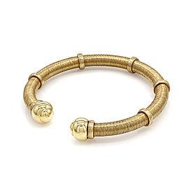 Spring Bracelet in 18K Yellow Gold | FJ