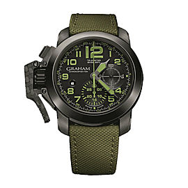 Graham Chronofighter Amazonia # 2CCAU.G01A.T15N.625