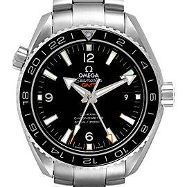 Omega Seamaster Planet Ocean GMT Watch 232.30.44.22.01.001