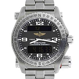 Breitling Emergency E76321 43mm Mens Watch